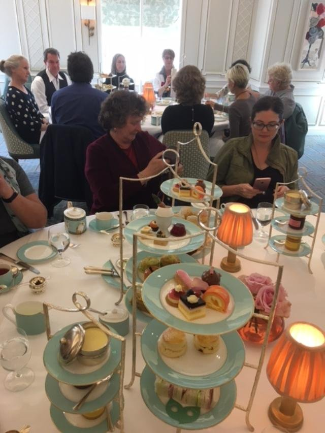 Group Afternoon Tea